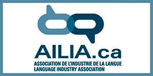 AILIA.ca Association de LIndustrie de la Langue