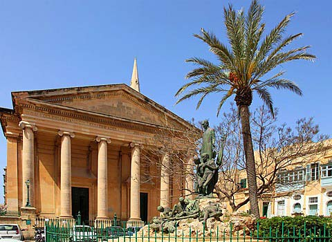 Cursos de Inglés en Malta